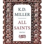 The cover of K.D. Miller's All Saints