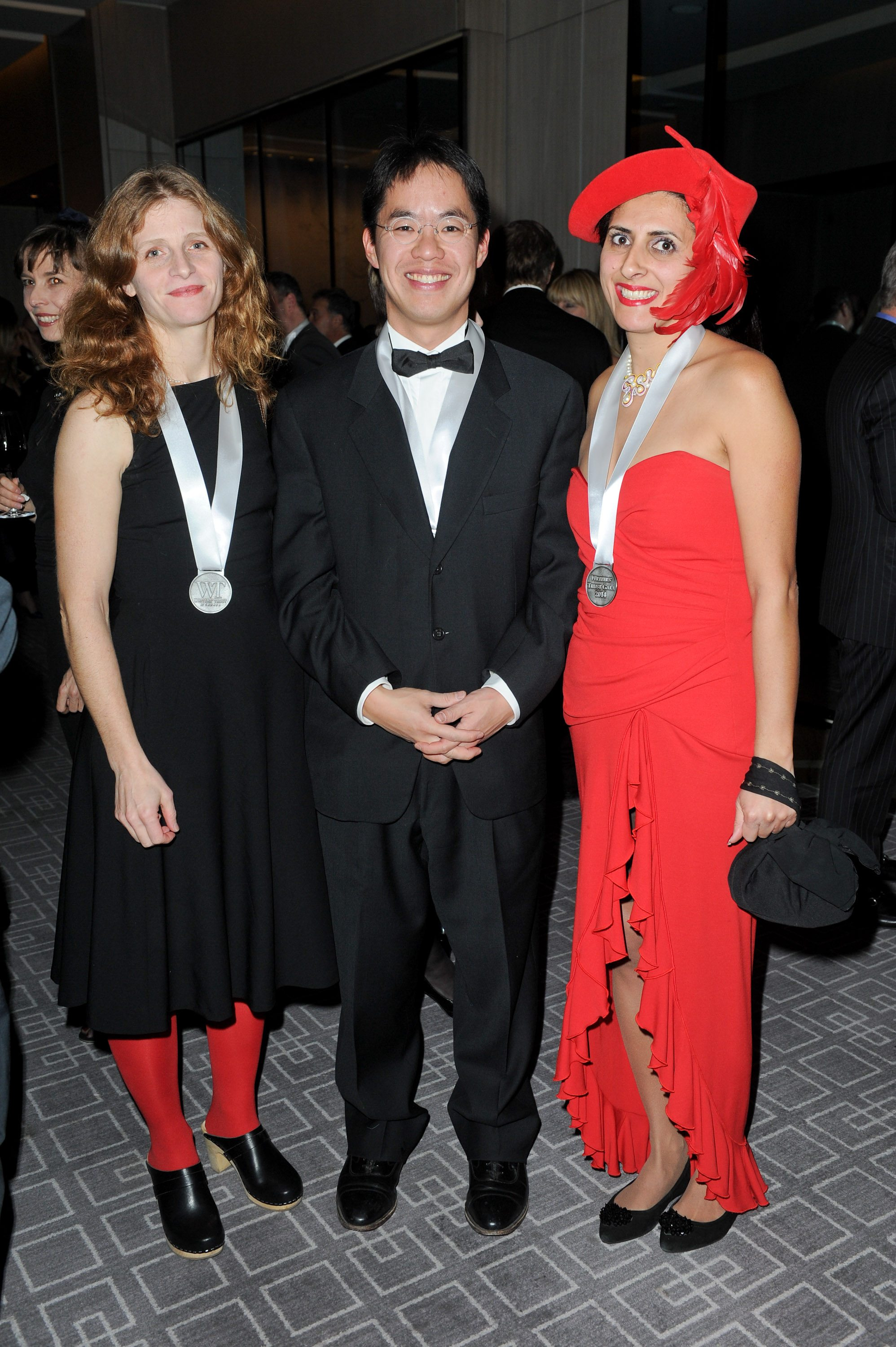 photos writers trust of canada gala and atwoods 75th