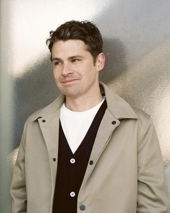 Michael Christie (Jennilee Marigomen)