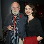 Authors Graeme Gibson and Alissa York