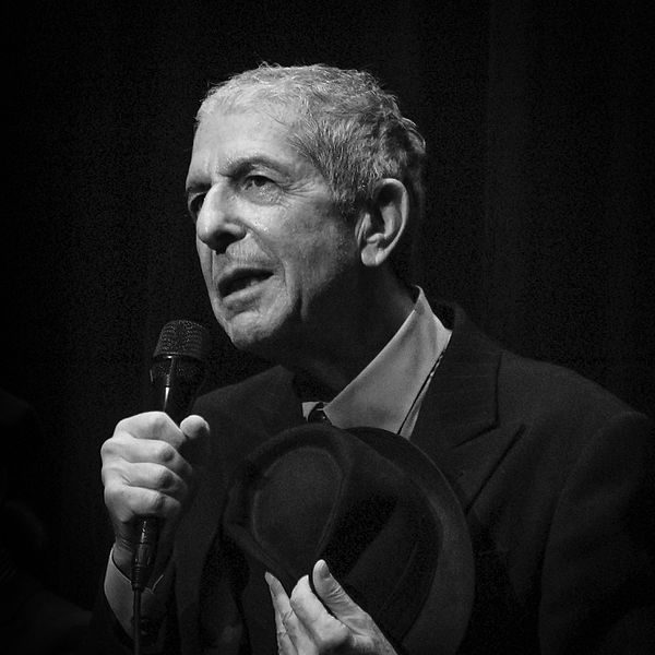 Leonard Cohen's Final Book to Arrive in 2018