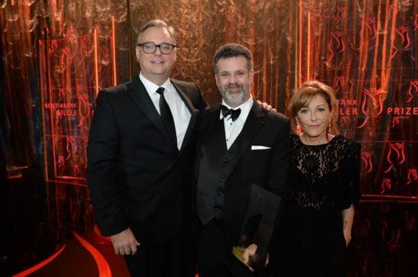 John W. Doig, Michael Redhill, and Elana Rabinovitch