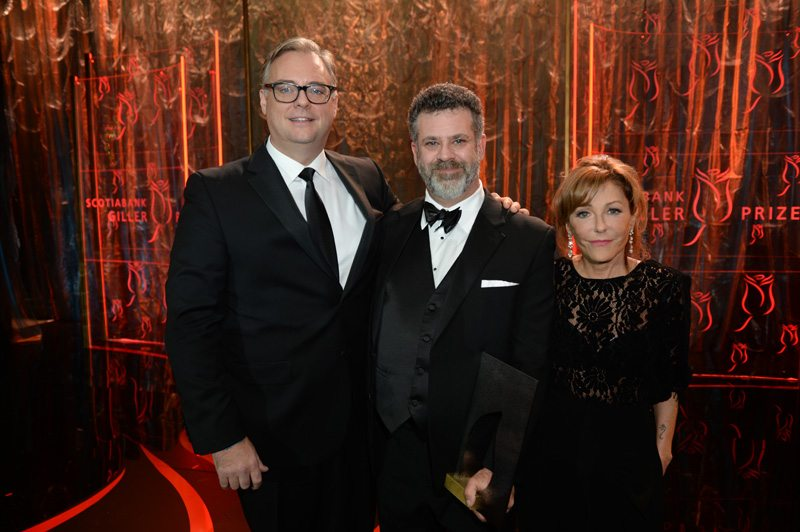 Michael Redhill wins the Giller Prize   Quill and Quire