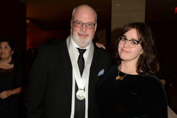 Nick Mount and Emily Keeler