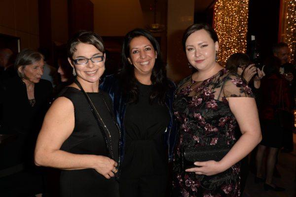Karen Connolly, Devyani Saltzman, and Liz Howard