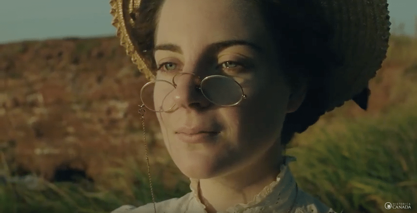 Lucy Maud Montgomery Heritage Minute