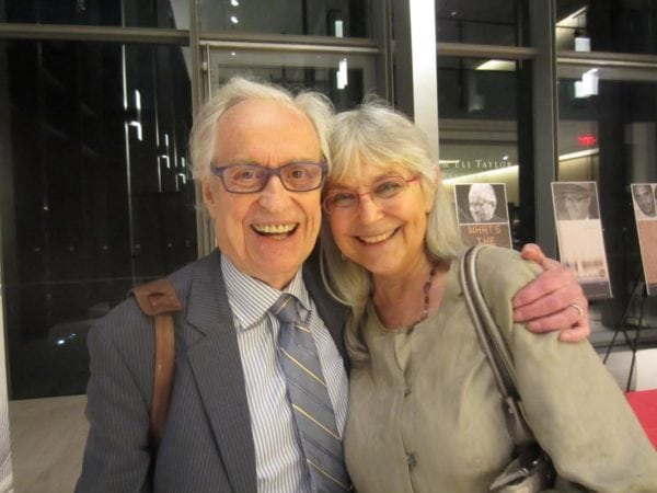David McFadden and Merlin Homer