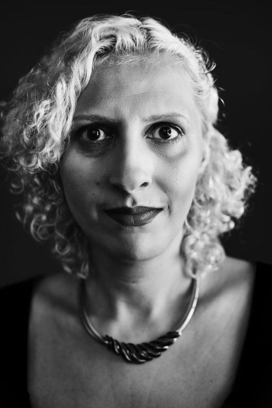 Poet Priscila Uppal