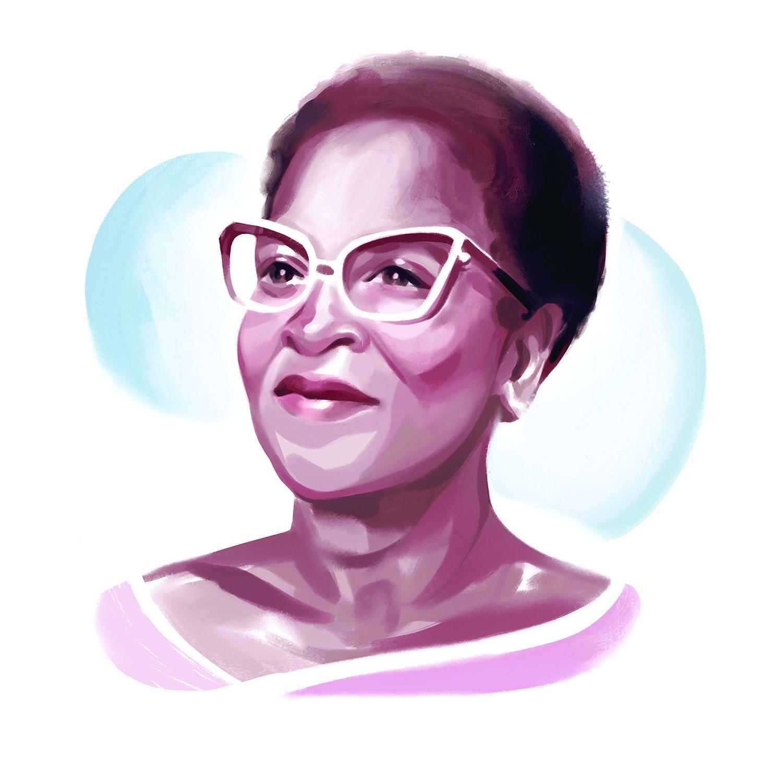 An illustration of Itah Sadu