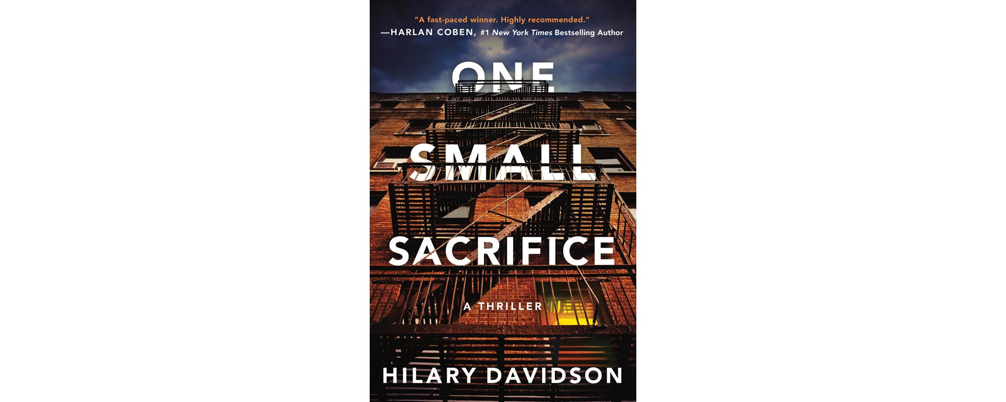 One Small Sacrifice Hilary Davidson