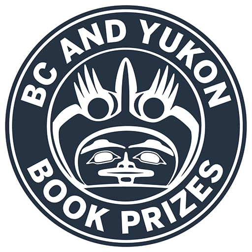 The logo for the BC and Yukon Book Prizes