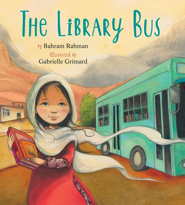 The Library Bus