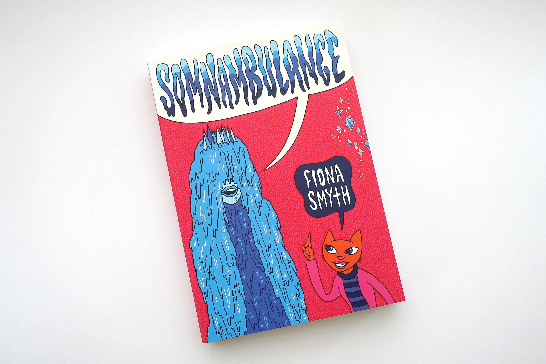 Cover of Fiona Smyth's Somnambulance