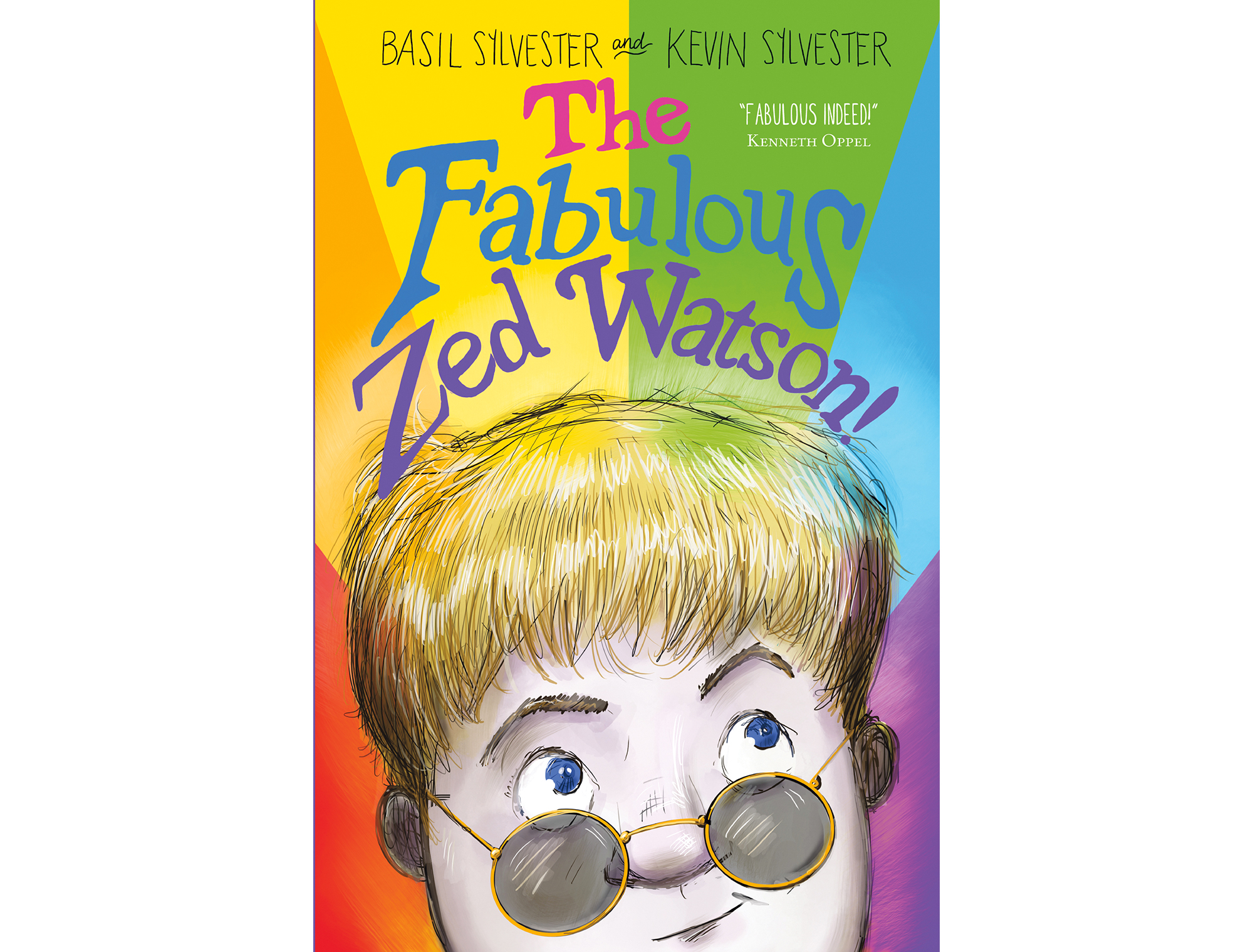The cover of The Fabulous Zed Watson