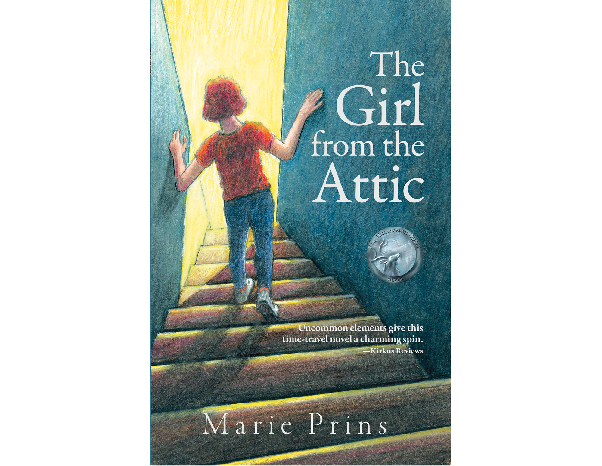 The Girl from the Attic cover