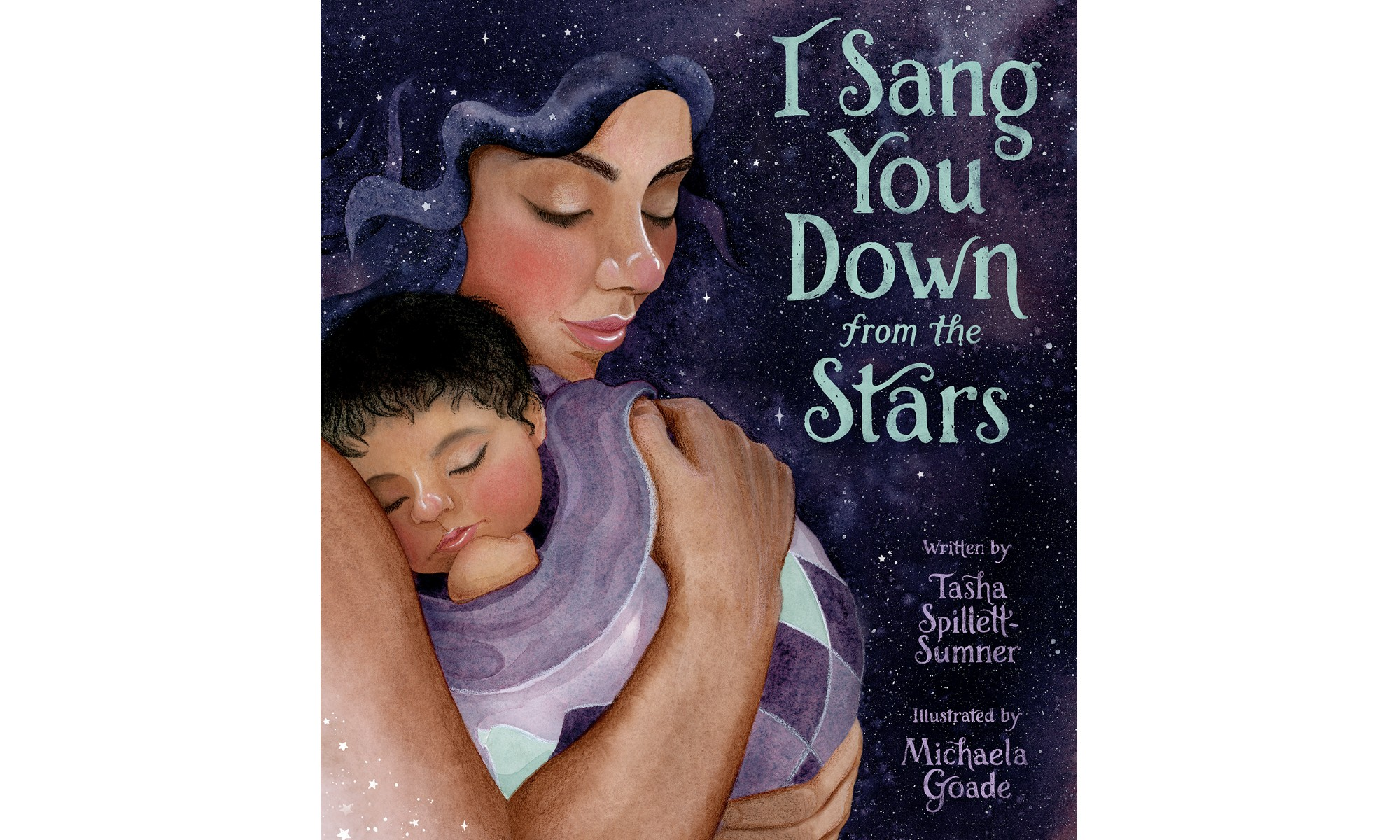 Cover of I Sang You Down from the Stars