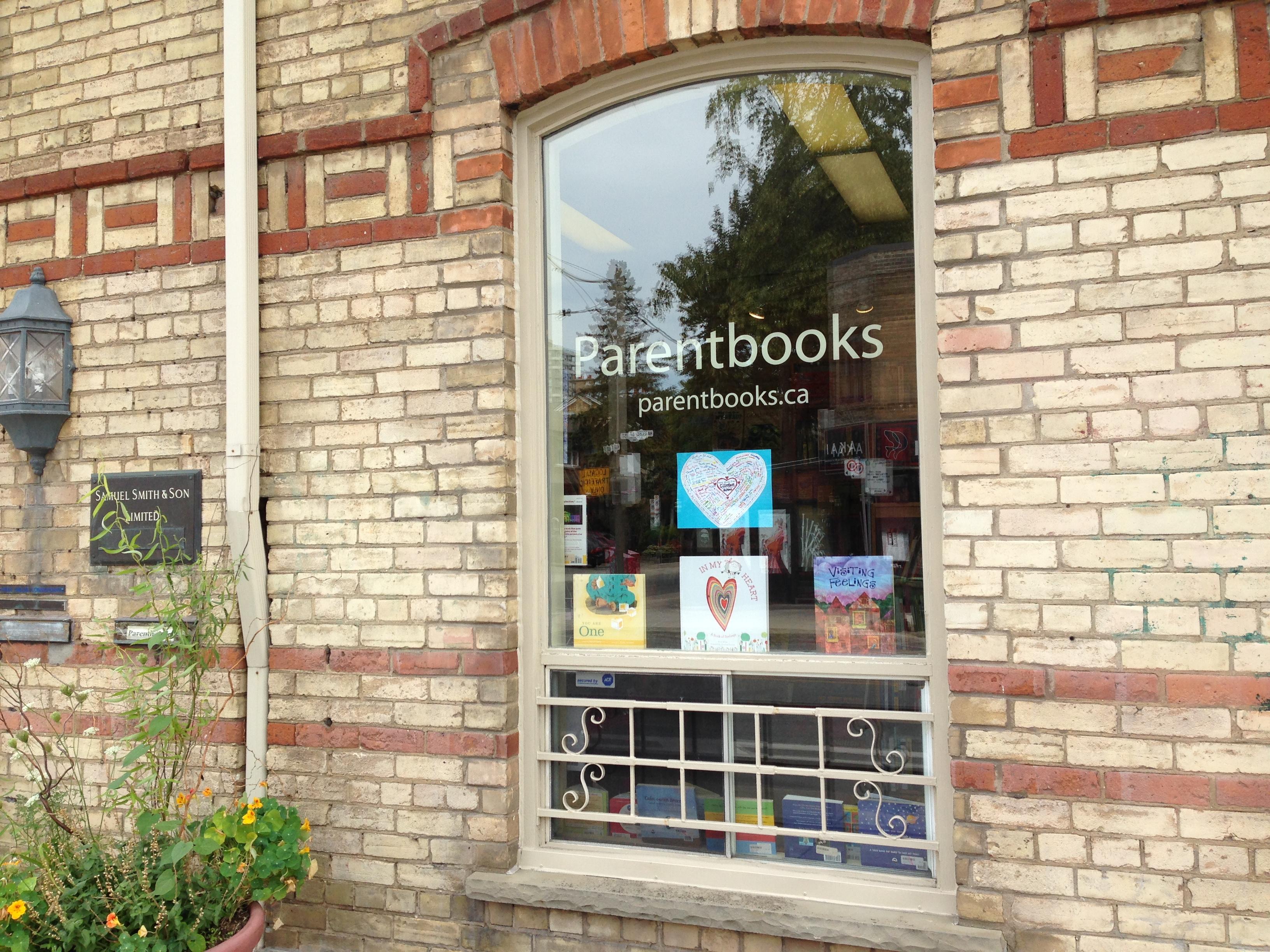 Parentbooks exterior