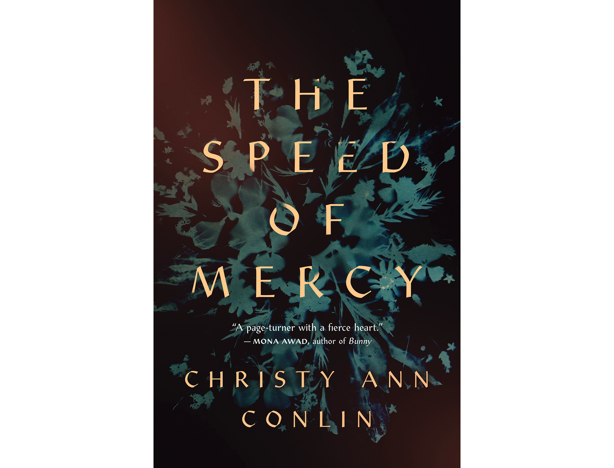 The cover of Christy Ann Conlin's The Speed of Mercy