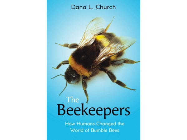 The cover of Dana L. Church's The Beekeepers