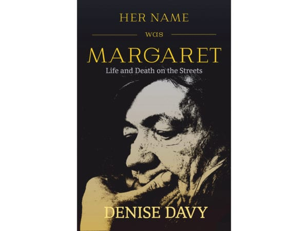 The cover of Denise Davy's Her Name Was Margaret