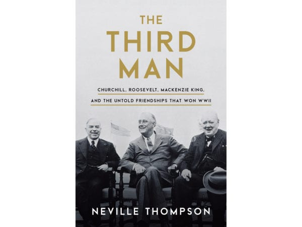 The cover of Neville Thompson's The Third Man