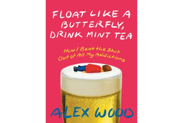 The cover of Alex Wood's Float Like A Butterfly Drink Mint Tea