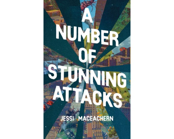 The cover of Jessi MacEachern's A Number of Stunning Attacks