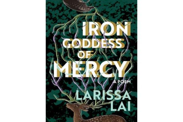 The cover of Larissa Lai's Iron Goddess of Mercy