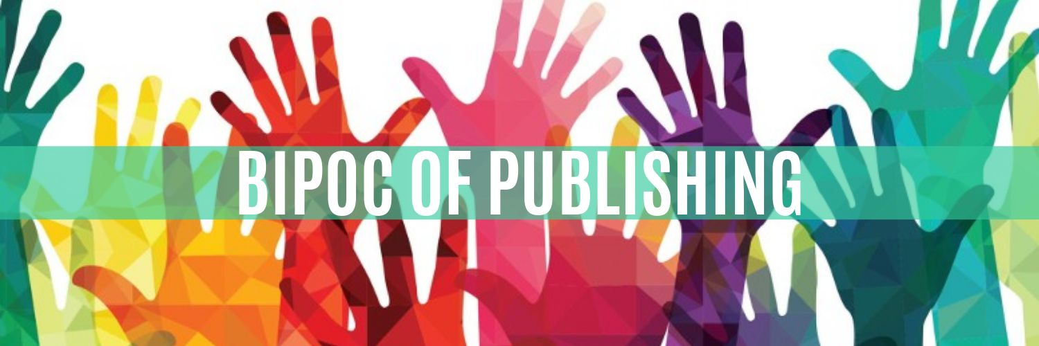 BIPOC of Publishing in Canada banner logo