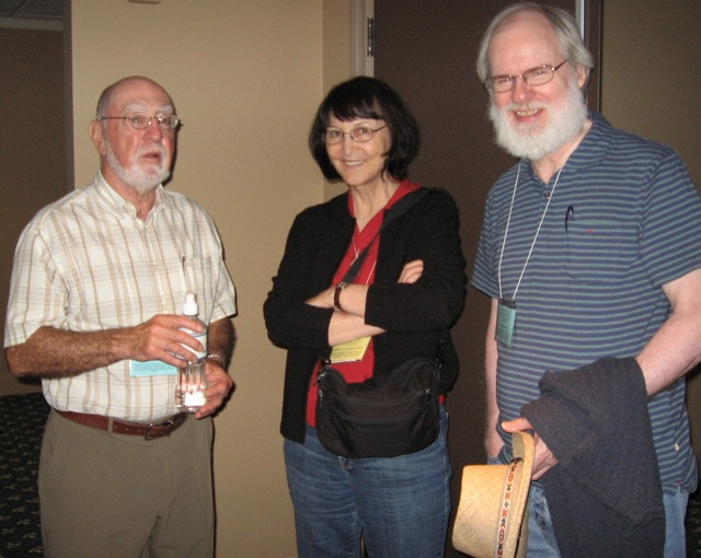 Robert Currie, Barbara Sapergia, and Geoffrey Ursell
