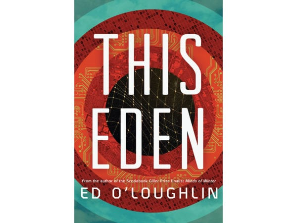 The cover of Ed OLoughlin's This Eden