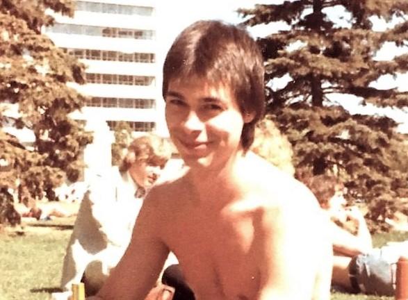 Brad Fraser 1978