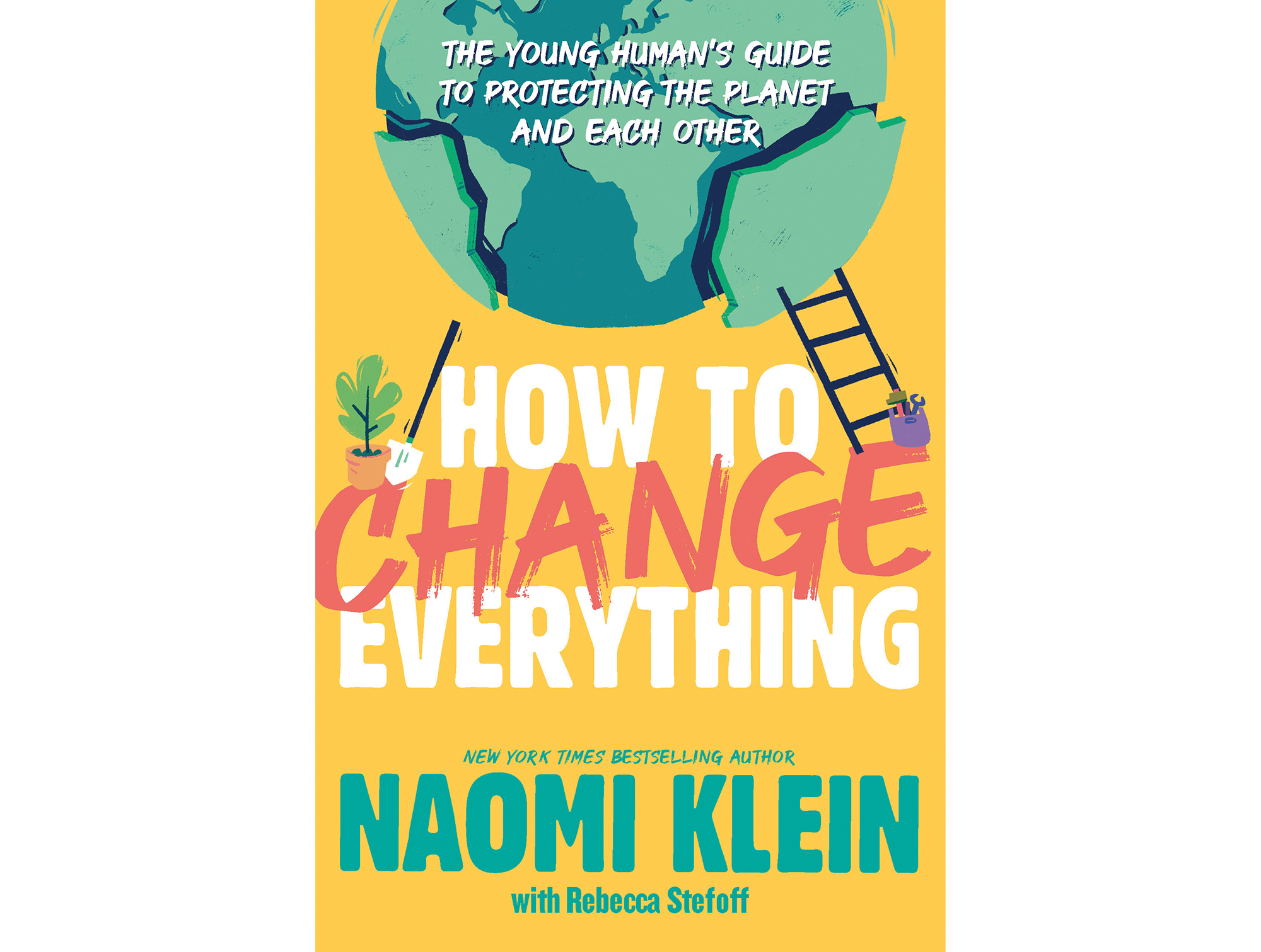 Cover of How to Change Everything