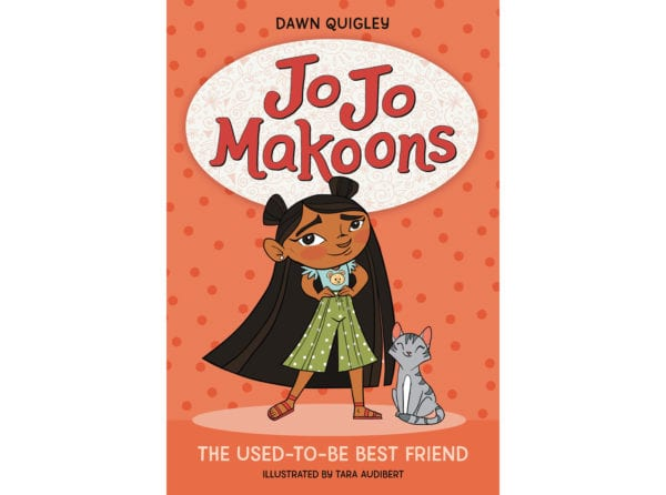 The cover of Dawn Quigley's Jo Jo Makoons's The Used to Be Best Friend