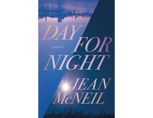 The cover of Jean McNeil's Day for Night