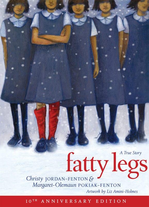 Fatty Legs 10th Anniversary Edition Cover