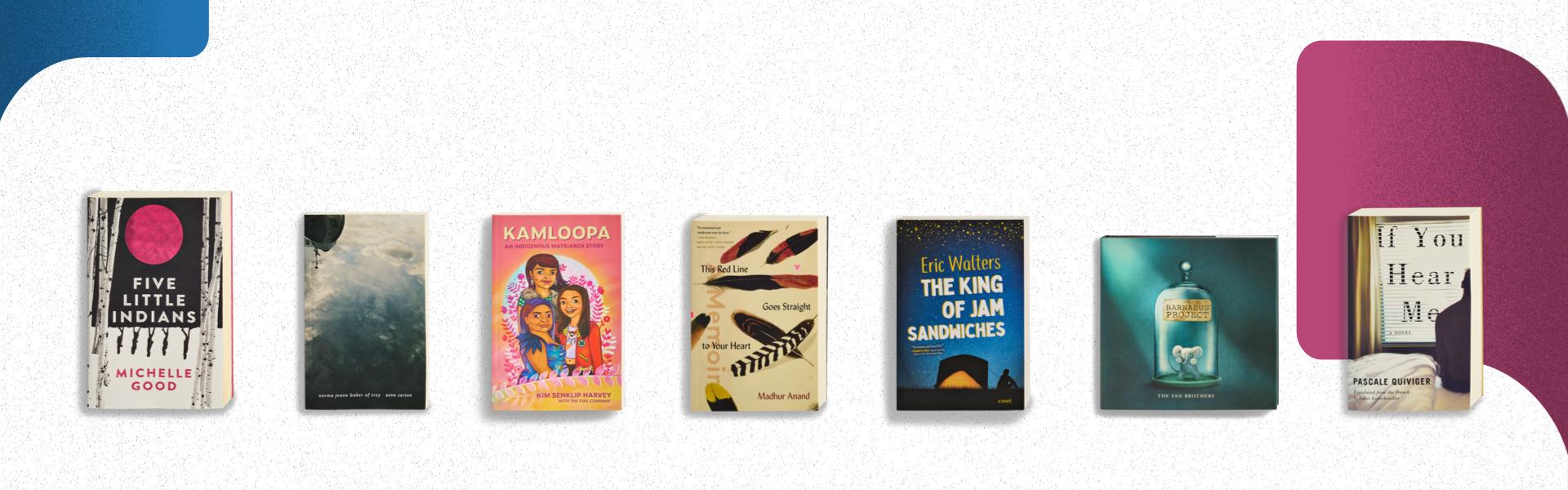 GG Book winning book jackets