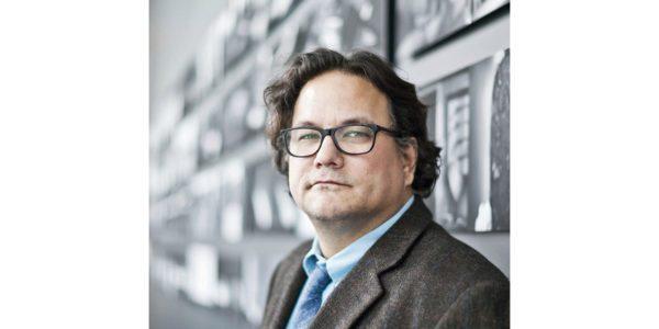 A photo of author Jesse Wente